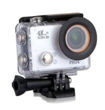 20MP 4K vízálló akció kamera - Fehér