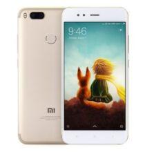 EU Raktár - XIAOMI Mi A1 4G okostelefon (EU4) - Arany