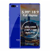 Oukitel MIX 2 4G okostelefon (HK2) - Kék