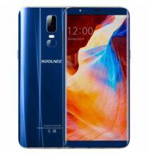 EU Raktár - KOOLNEE K1 4G okostelefon (EU5) - Kék