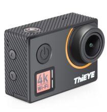 EU Raktár - ThiEYE T5 Edge Native 4K WiFi akció kamera (GB) - Fekete
