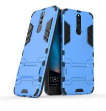 Huawei Mate 10 Lite kemény műanyag védőtok - Kék