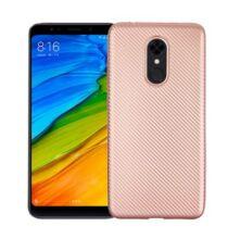 Luanke Xiaomi Redmi 5 karcálló védőtok - Pink