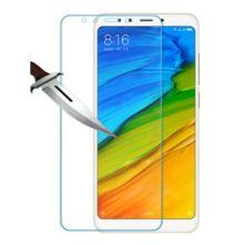 Luanke Xiaomi Redmi 5 edzett üveg kijelzővédő film - Átlátszó