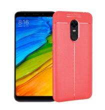 Luanke Xiaomi Redmi 5 Plus ultravékony  védőtok - Piros