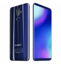 EU ECO Raktár - CUBOT X18 Plus 4G okostelefon - Kék