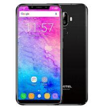 EU ECO Raktár - OUKITEL U18 4G okostelefon - Fekete