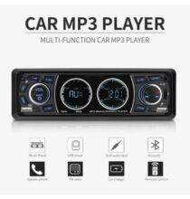 Excelvan SWM-8808 1 DIN Autós Fejegység Bluetooth Funkcióval