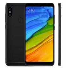 EU ECO Raktár - Xiaomi Redmi Note 5 4G okostelefon - 3GB RAM Globális verzió - Fekete