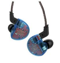 KZ ZS10 HiFi Hybrid Vezetékes Fülhallgató - Kék