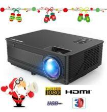 EU ECO Raktár - Excelvan M5 1080P Full HD Projector