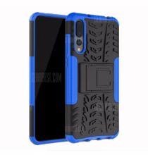 Huawei P20 Pro robusztus lökhárító tipusú védőtok (HK2) - Kék
