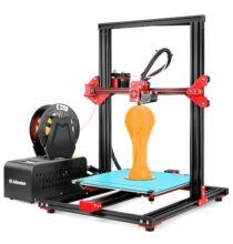 EU ECO Raktár - Alfawise U20 érintőképernyős DIY 3D nyomtató 300x300x400mm nyomtatási területtel
