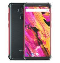 Vernee V2 Pro 4G okostelefon (HK2) - Piros