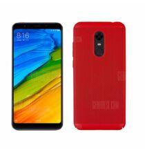 Luanke Xiaomi Redmi 5 Plus hőelvezető védőtok (HK2) - Piros