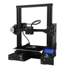 Spanyol raktár - Creality3D Ender - 3 DIY 3D Nyomtató szett