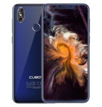 CUBOT P20 okostelefon 4GB RAM 64GB ROM - Farmerkék