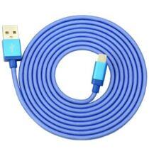 gocomma USB3.1 USB TYPE-C Adat és Gyorstöltő kábel (3db.) - Kék