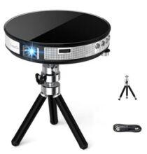 Exquizon R6 Mini Vezetéknélküli 1080P Projektor