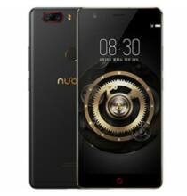 EU ECO Raktár - Nubia Z17 Lite 4G okostelefon Globális verzió - 64GB - Fekete