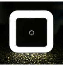 LED Éjszakai Indukciós Lámpa - Fehér