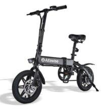 Alfawise X1 Elektromos E-Bike bicikli