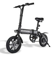 EU ECO Raktár - Alfawise X1 Elektromos E-Bike bicikli