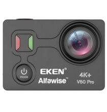 EU ECO Raktár - EKEN Alfawise V50 Pro 4K UHD akció kamera - Fekete
