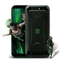 Black Shark SKR - H0 4G okostelefon - Globális verzió - Fekete