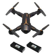 EU ECO Raktár - TIANQU VISUO XS812 GPS 5G WiFi FPV RC Drón HD Kamerával, 2 akkumulátorral