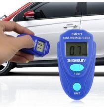 all-sun EM2271 Autós Festék Rétegvastagságmérő Készülék