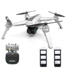 EU ECO Raktár - JJPRO X5 5G WiFi FPV RC GPS Drón 1080p Kamerával 2 akkumulátorral