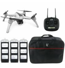 EU ECO Raktár - JJPRO X5 5G WiFi FPV RC GPS Drón 1080p Kamerával 3 akkumulátorral És Hordó Táskával
