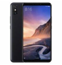 EU ECO Raktár - Xiaomi Mi Max 3 4G okostelefon Globális verzió - 4GB 64GB - Fekete