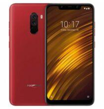 EU ECO Raktár - Xiaomi Pocophone F1 4G okostelefon Globális verzió 6GB RAM + 64 GB ROM - Piros