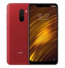 EU ECO Raktár - Xiaomi Pocophone F1 4G okostelefon Globális verzió 6GB RAM + 128 GB ROM - Piros