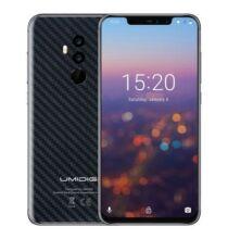 EU ECO Raktár - UMIDIGI Z2 Special Edition 4G okostelefon - Karbon szálas fekete