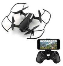 EU ECO Raktár - helifar H1 720P WiFi RC Drón Távirányítóval Fekete Színben