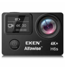 Alfawise EKEN H6S 2 inch 4K HD WiFi Vízálló Akciókamera Elektronikus Képstabilizátorral - Fekete