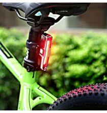 Utorch DT - 7505 USB Tölthető LED Bicikli Lámpa