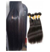 EU ECO Raktár - Brazil stílusú egyenes haj paróka (4db) 8INCH X 8INCH X 8INCH X 8INCH méretben