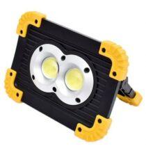 Utorch W1 Újratölthető USB Kültéri Kemping Lámpa - Arany Barna