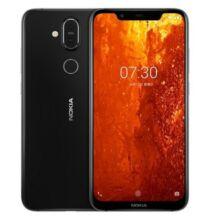 Nokia X7 4G okostelefon - 6GB 128GB - Fekete