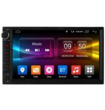 EU ECO Raktár - Gocomma 4G LTE 7 inch Univerzális Érintőkijelzős Autós Fejegység DVR egységgel