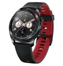 EU ECO Raktár - HUAWEI HONOR AMOLED Magic Smart Watch vízálló fitnesz okosóra - Fekete