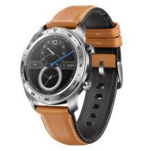 EU ECO Raktár - HUAWEI HONOR AMOLED Magic Smart Watch vízálló fitnesz okosóra - Ezüst