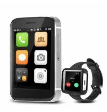 EU ECO Raktár - Flowfon I5S Mini Okos Karóra Mobil - Fehér
