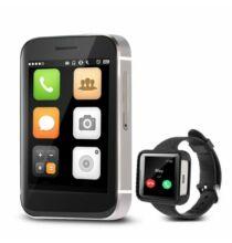 EU ECO Raktár - Flowfon I5S Mini Okos Karóra Mobil  - Arany
