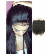 EU ECO Raktár - Eredeti Brazil Hajból Készült Hajhosszabbító Paróka - Fekete 12 inch