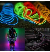 Gocomma Vízálló LED Dekorációs Neon Stílus Világítás - Világos kék (3 méter)